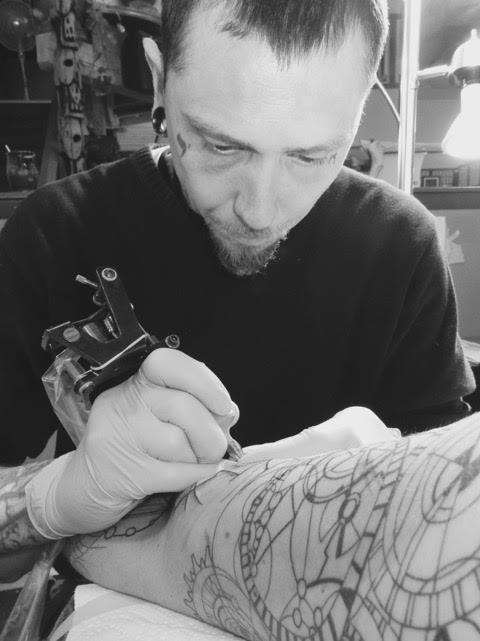 Sanctuary Tattoo Ryan Wil And Aaron